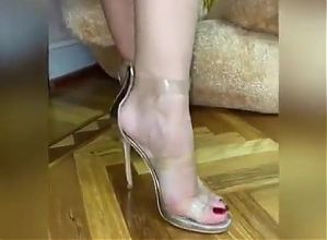 Sexy feet, toes and nails 1