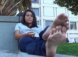 Smell My Feet8